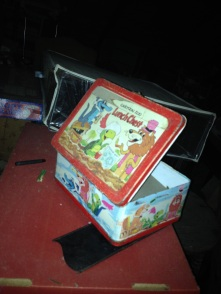 My school lunch box, circa 1968. No reason to save this, right? Then again ...
