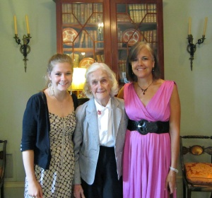 Generational pic, Mothers Day, 2012