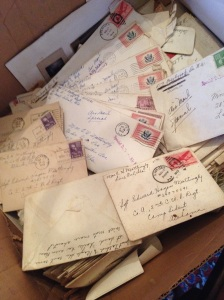 My Parents' Wartime Correspondence