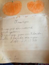 I like Florida oranges … Sept. 28, 1926
